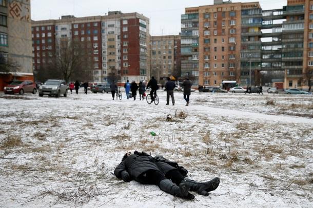 Росія вбиває