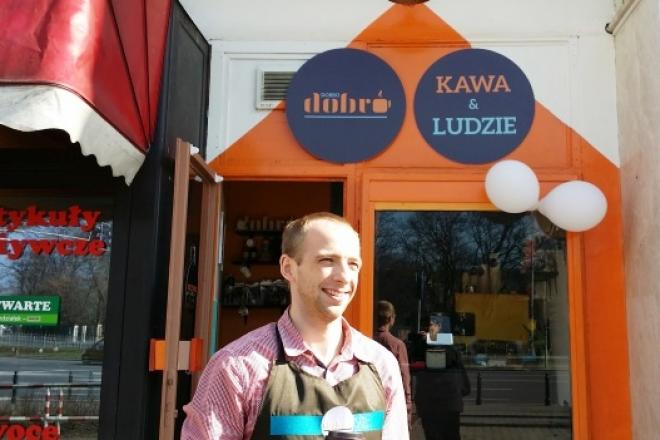 polska kavyarnya