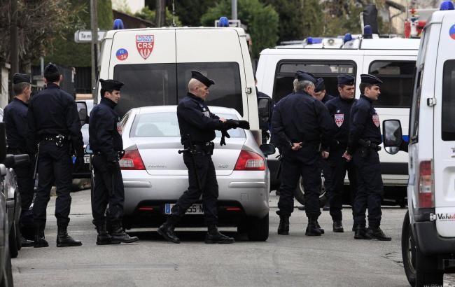 Поліція_франція