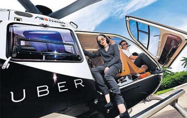 таксі вертоліт
