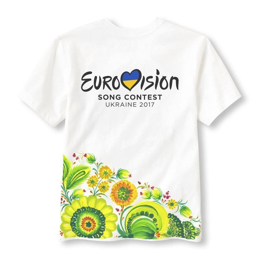 євробачення футболка