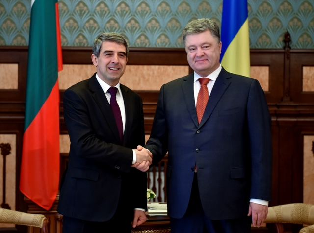 Україна і Болгарія