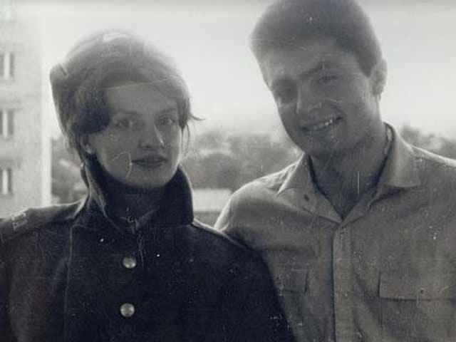 порошенко з дружиною