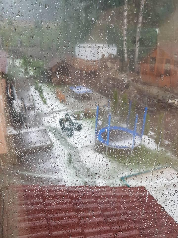 дощ  укарпатах