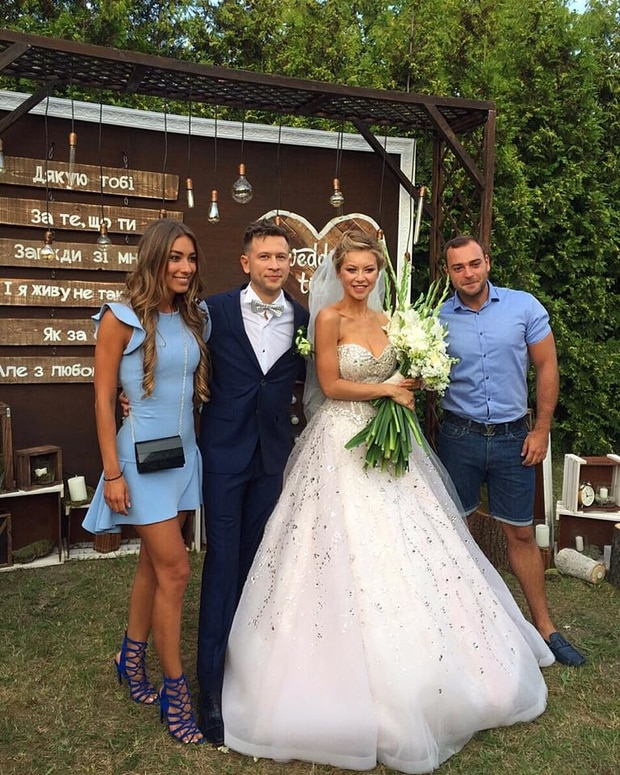 холостячка весіля