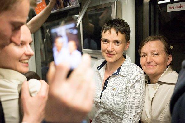 савченко у метро
