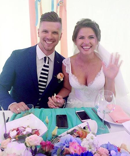 топольницька весілля