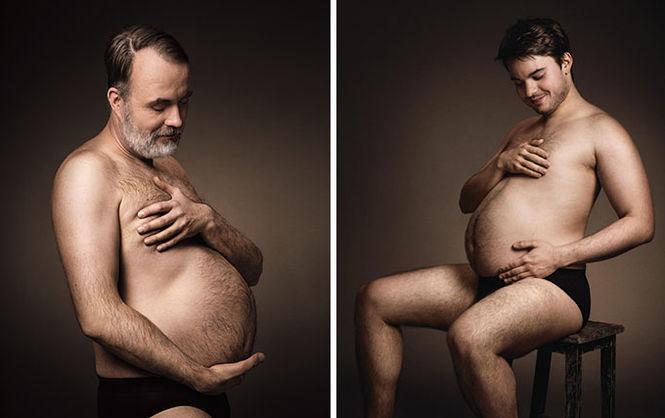 вагітні чоловіки