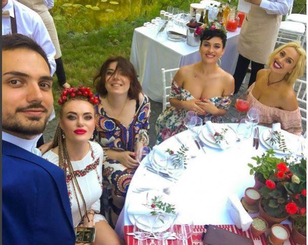 весілля горбачова
