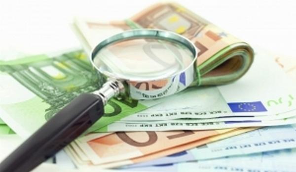 Гроші валюта євро