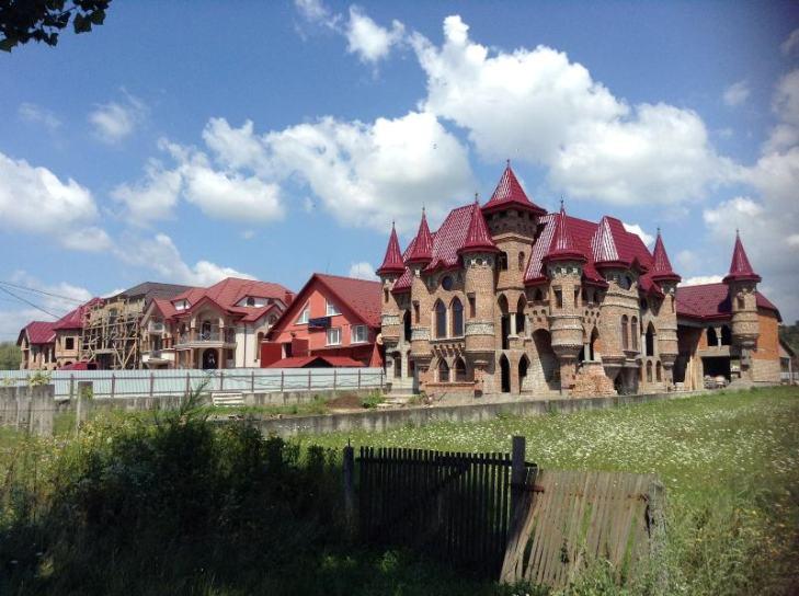 палац в закарпатті