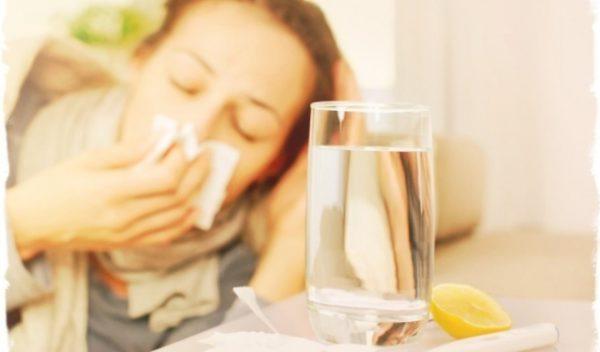Нежить Грип Хвороба простуда