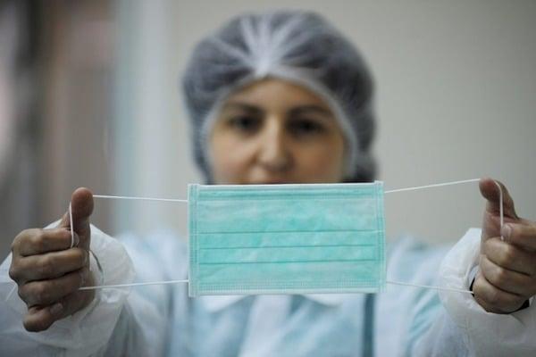 карантин маска грип застуда