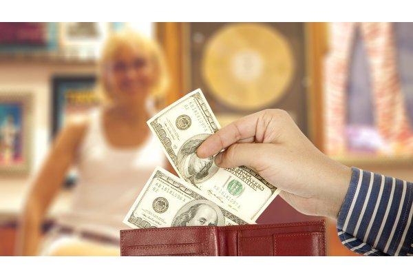 гроші валюта долар