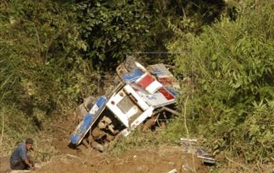у болівії впав авто