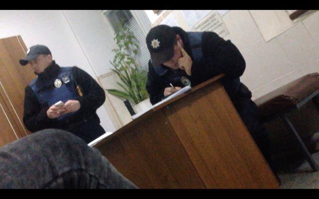 Поліцейське беззаконня