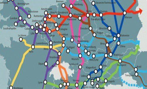 Україна офіційно приєдналася до європейської транспортної мережі