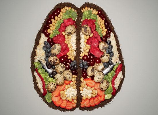 Інтелекту потрібна проста й доступна їжа. Всього 10 смачних продуктів для найpoзумніших